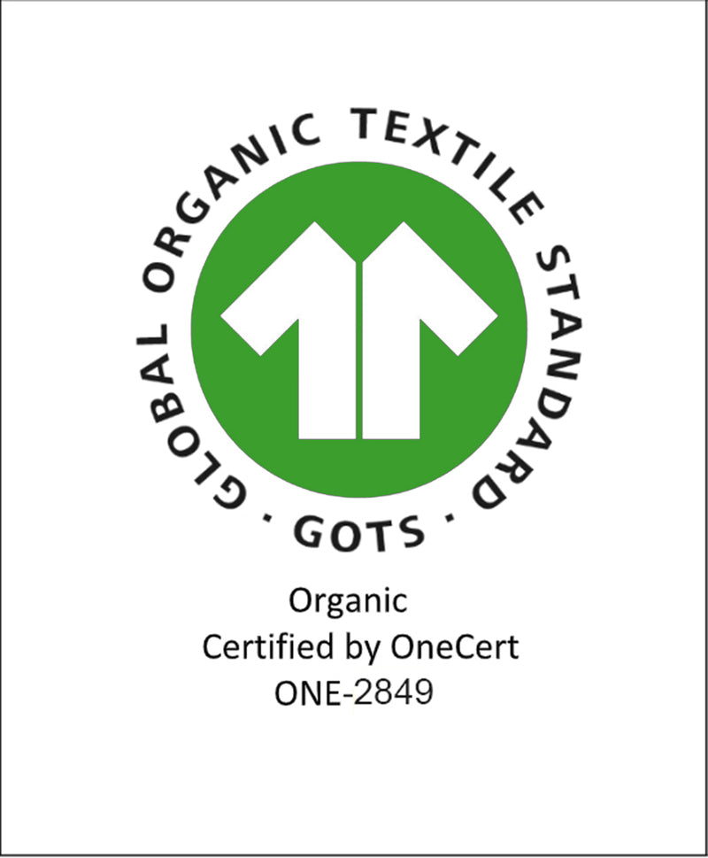 Geomania Organic Cotton Pillowcase Pair
