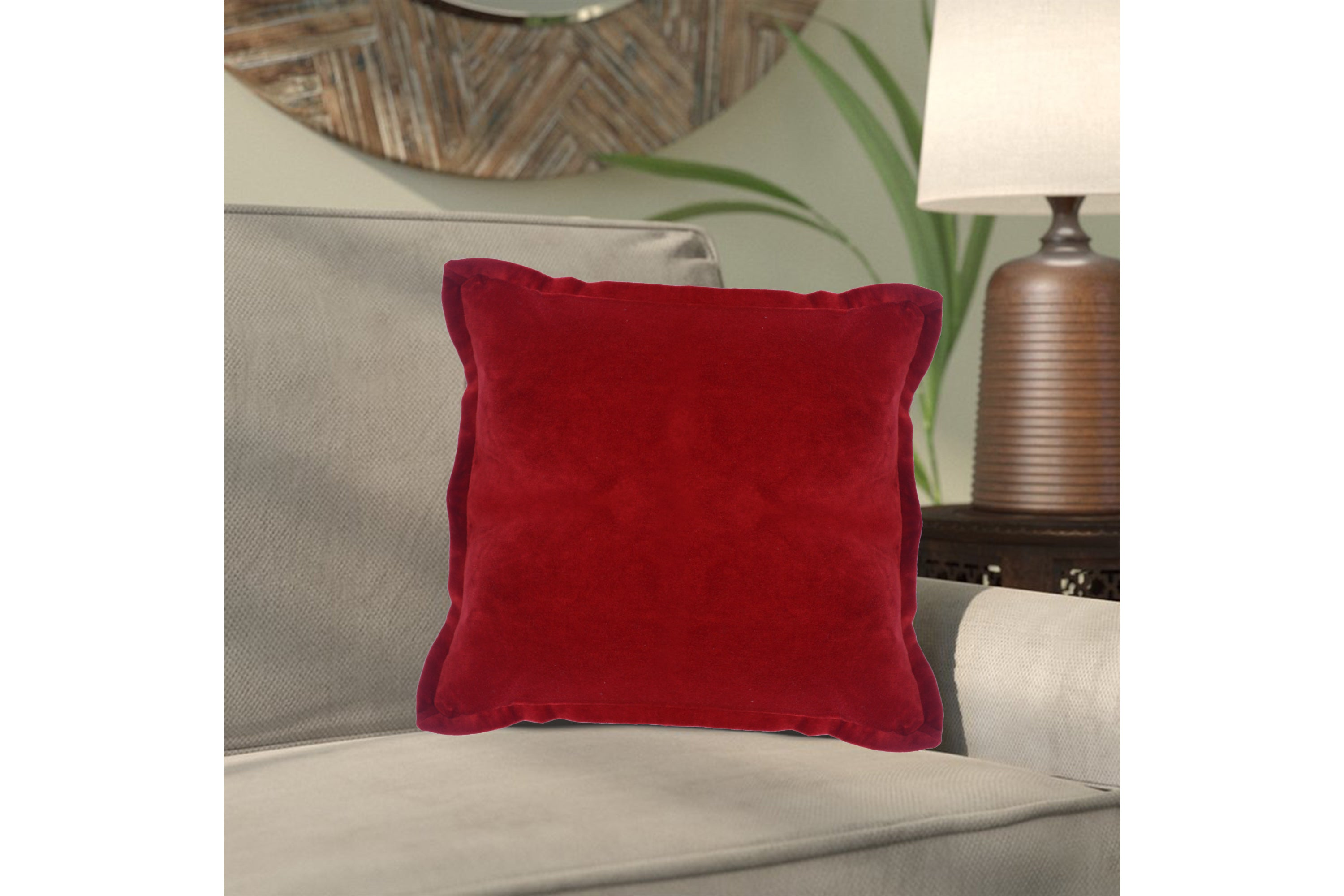 textiles pillow fringe red outdoor and throw pillows decorative