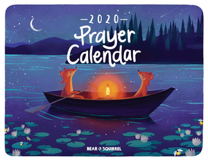 (Digital Version) 2020 Prayer Calendar