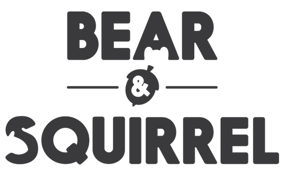Bear & Squirrel
