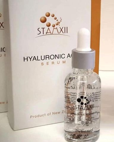 STAMXii Day and Night Hyaluronic Acid Serum for all skin types, 30ml