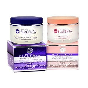 JYP New Zealand Placenta Day Cream & Night Cream COMBO, 2x100g