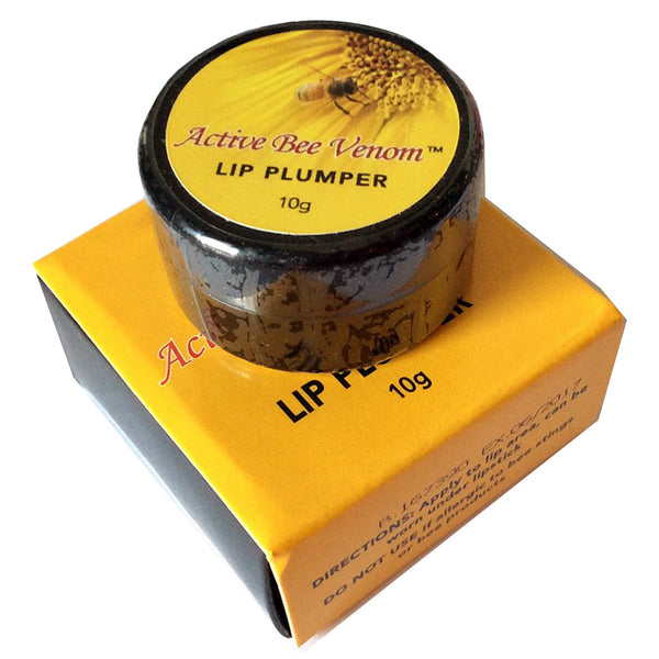 Gift Set - New Zealand Active Bee Venom Cream Face Mask (50g) & Active Bee Venom Lip Plumper (10g)