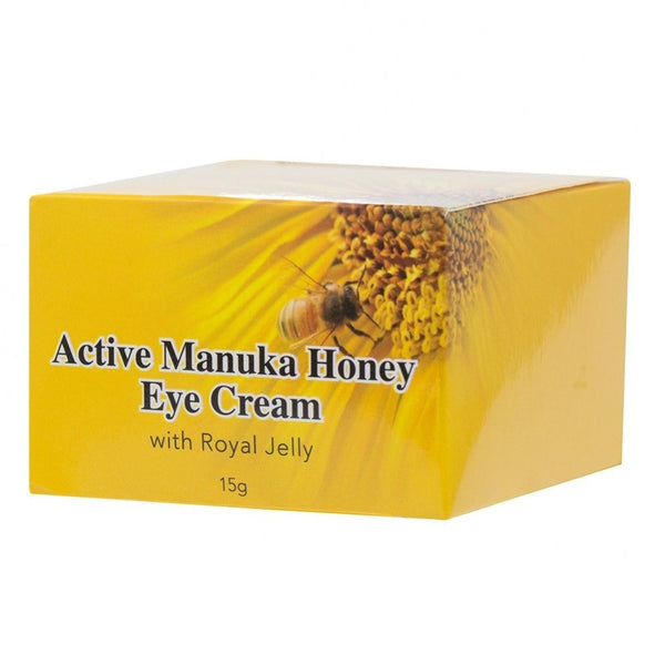 New Zealand Active Bee Venom Cream Mask (15g) + Manuka Honey Eye Cream with Royal Jelly (15g)