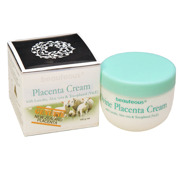 Gift Set - beauteous Placenta Face Cream and Placenta Hand Cream