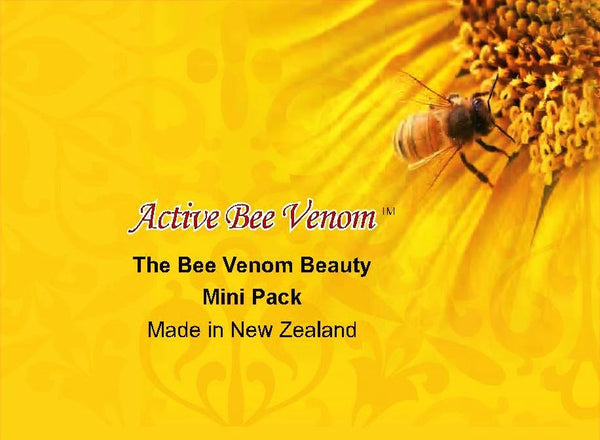 Active Bee Venom The Bee Venom Beauty Mini Pack - Mask (5g), Serum (5ml) & Eye Cream (5g)