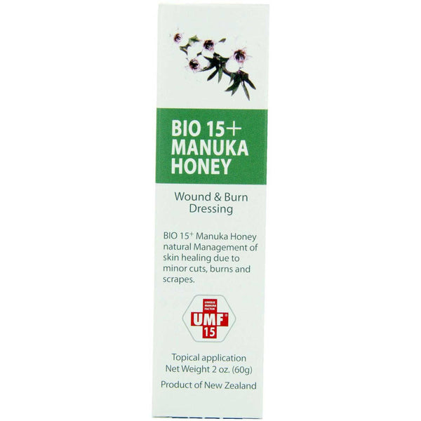 UMF 15+ Manuka Honey Wound and Burn Dressing