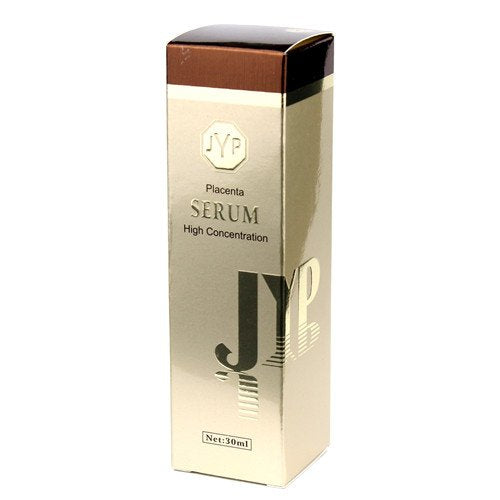 JYP High Concentration Placenta Serum with Hyaluronic Acid and Seaweed Extract, 30ml