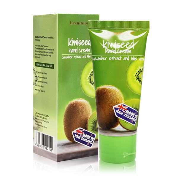beauteous Kiwiseed Hand Cream with Cucumber Extract and Aloe Vera, 50g