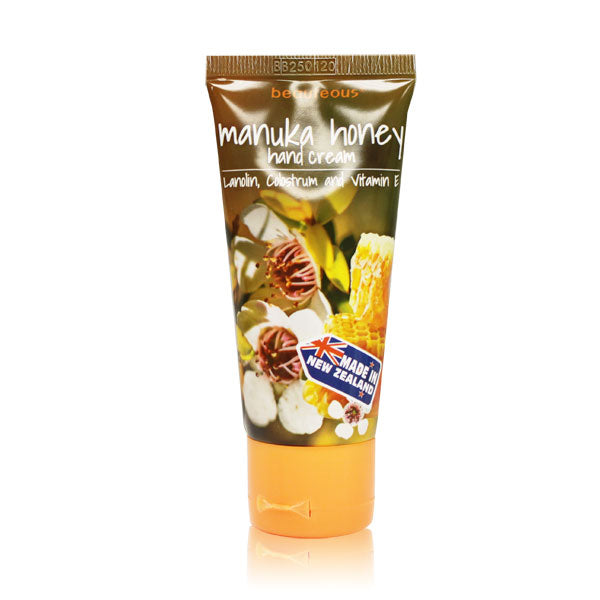 beauteous Manuka Honey Hand Cream with Lanolin and Vitamin E, 50g