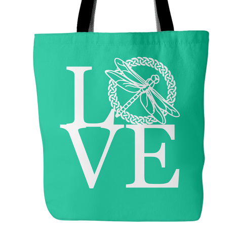Dragonfly Love Bag