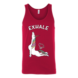 Exhale Unicorn Shirt