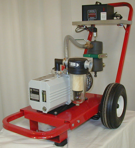 4042 Pump Cart Evacuation Systems