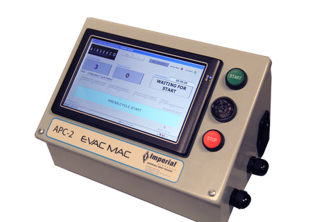 APC-2 Automatic Evacuation Process Controller