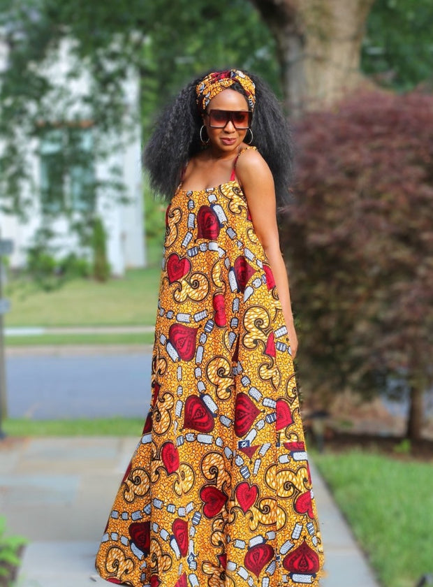 african party dress long gown