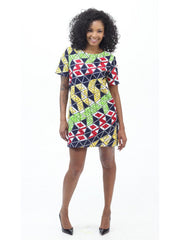african print dress holiday party gift ideas