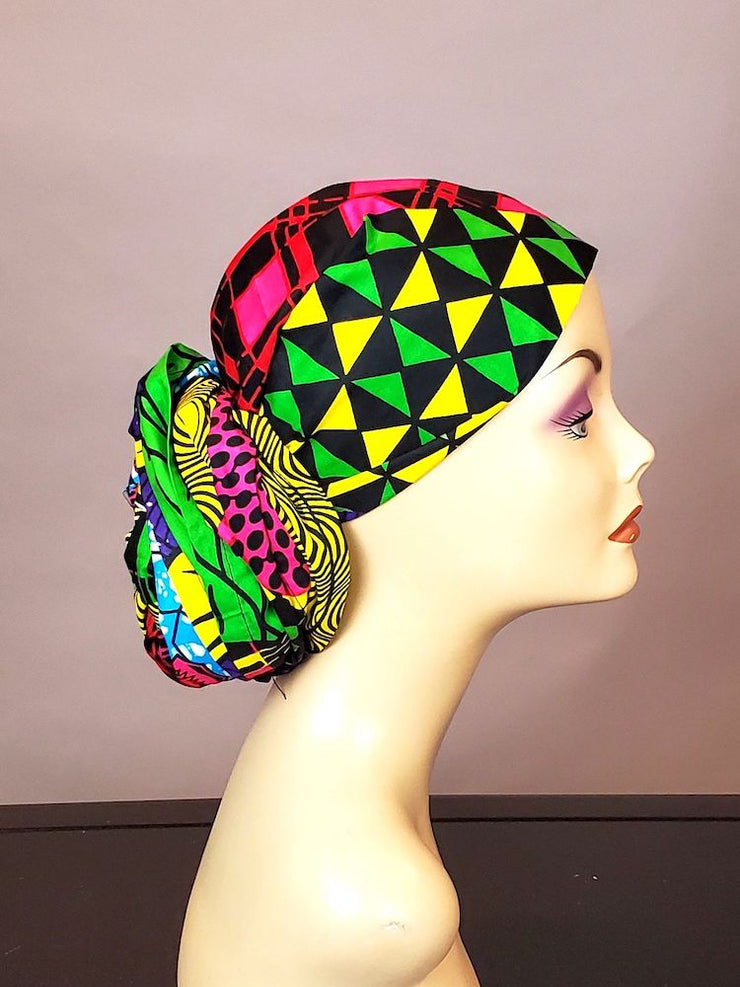 ankara head wraps for women