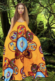 ankara maxi dress gown for special events