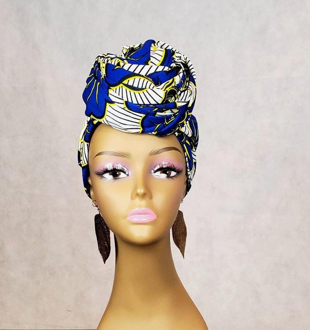 African head scarves