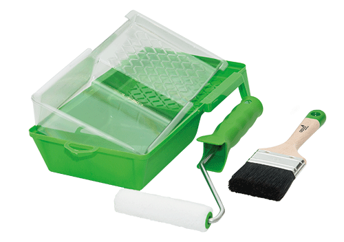 Roller and Brush Set, {product_type}, {product_vendor} - Greenworks Building Supply