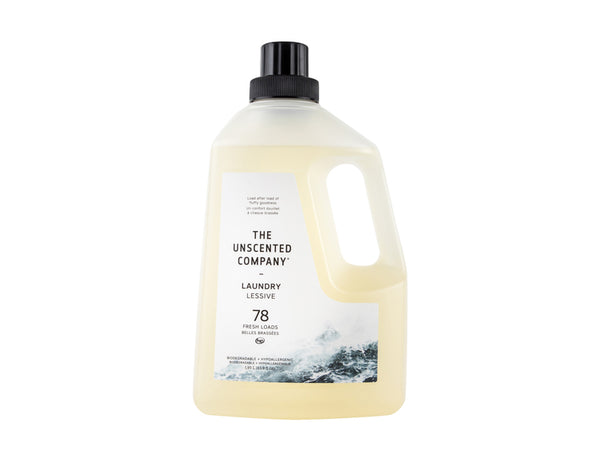 The Unscented Company Laundry Soap, {product_type}, {product_vendor} - Greenworks Building Supply