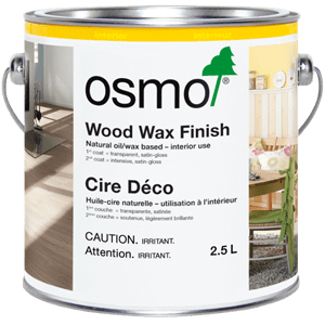 Wood Wax Finish HIGH SOLID, {product_type}, {product_vendor} - Greenworks Building Supply