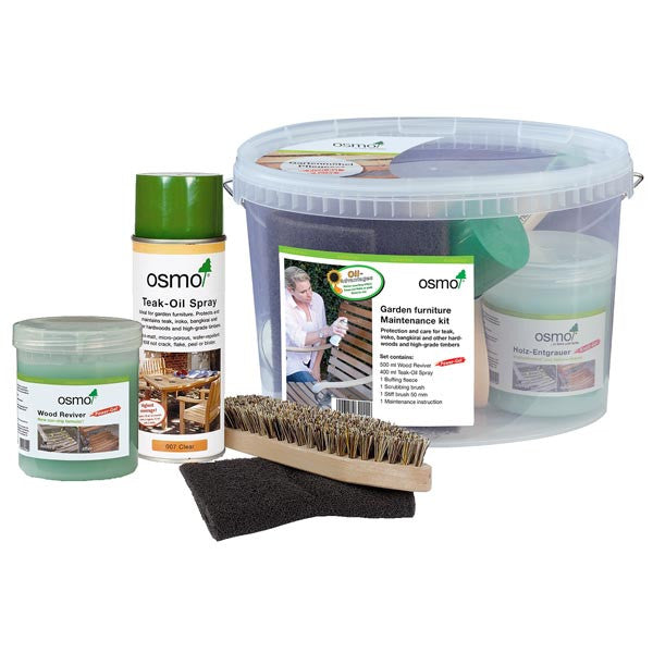Garden Furniture Maintenance Kit, {product_type}, {product_vendor} - Greenworks Building Supply
