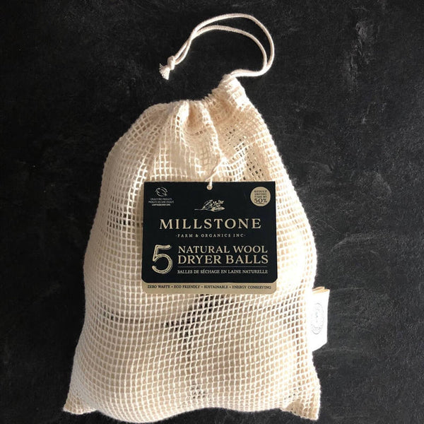 Millstone Organics Dryer Balls, {product_type}, {product_vendor} - Greenworks Building Supply