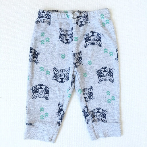 Rosie Pope Tiger Design Leggings (6m)