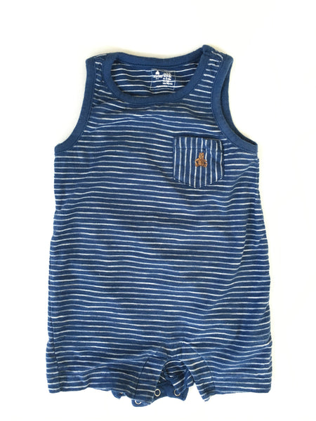 Baby Gap Striped Tank Romper