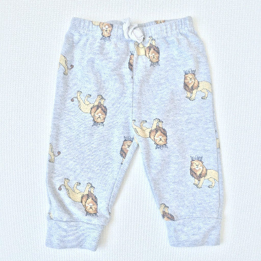 Rosie Pope Lion Leggings (3-6m)