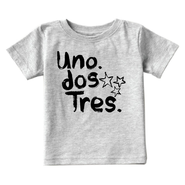 Kids Uno Dos Tres T-Shirt