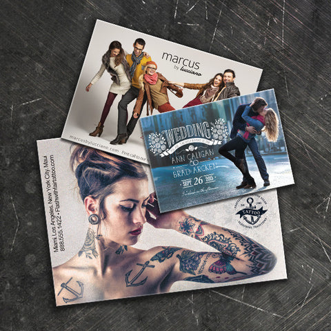 POSTCARDS - GLOSSY FINISH