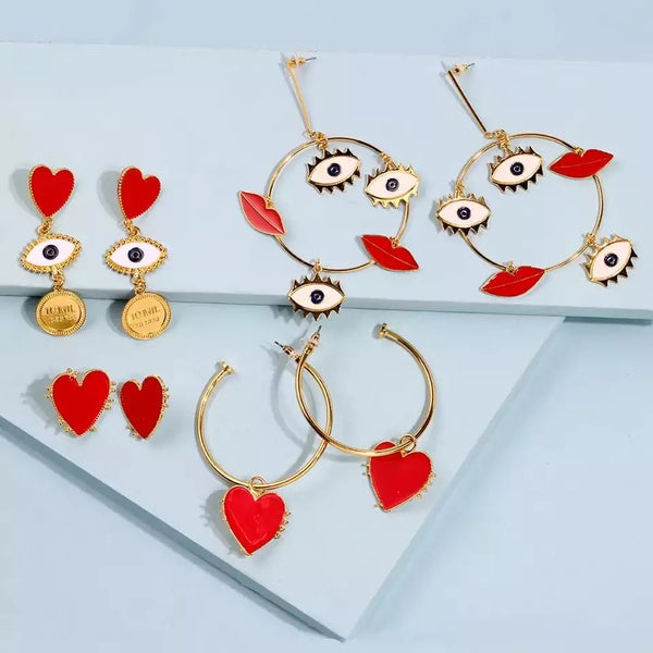 Limited Edition Hearts & Eyes