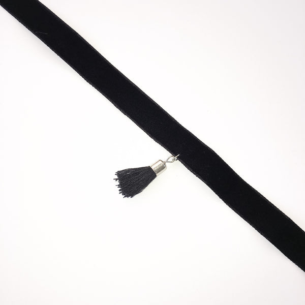 Ella Tassel Choker - LAST CHANCE! - The Songbird Collection