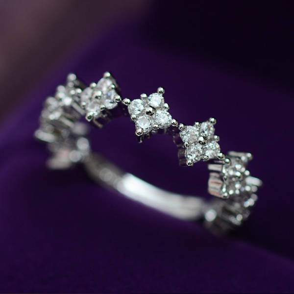 Scorpio  - Astro Muse Luxury Ring Collection - The Songbird Collection