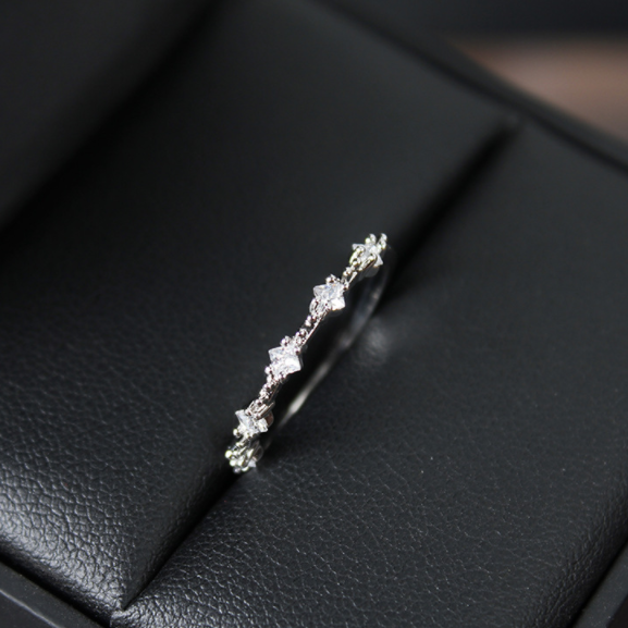 Capricorn - Astro Muse Luxury Ring Collection - The Songbird Collection