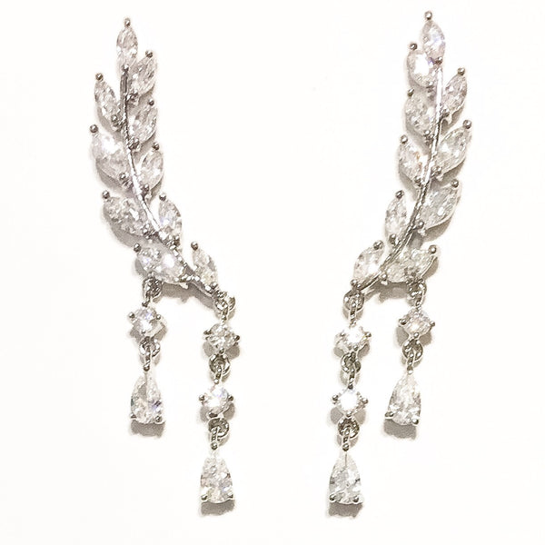 Claire de Lune Earrings - LOW STOCK! - The Songbird Collection