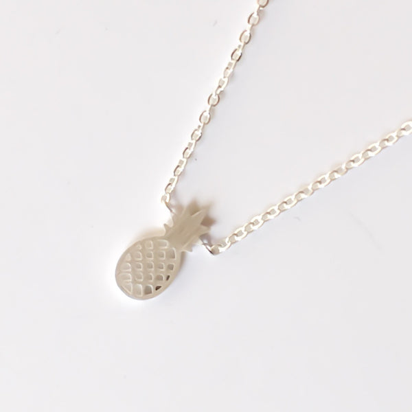 Hawaiian Pineapple Necklace - LAST CHANCE - Fan Fave - The Songbird Collection