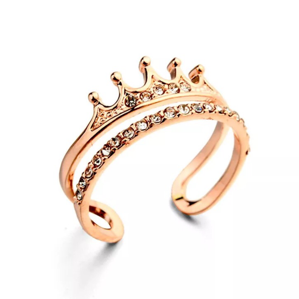 Golden Reign Ring - The Songbird Collection