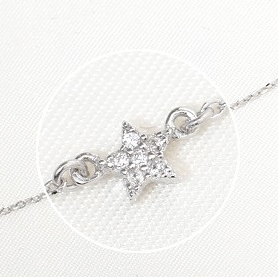 Shooting Stars Sterling Silver Necklace - RESTOCKED! - The Songbird Collection