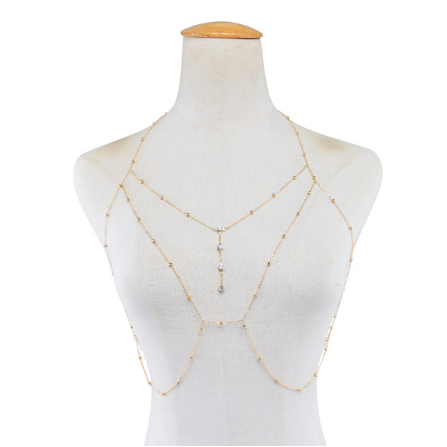 Emma Body + Bra Chain - LOW STOCK! - The Songbird Collection