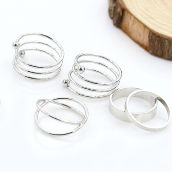 Stack'em Up Rings - The Songbird Collection