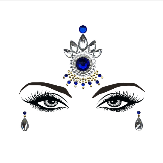 Candy Face Gems - ALL 10 Designs RESTOCKED! - The Songbird Collection