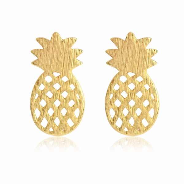 Pineapple Summer Earrings