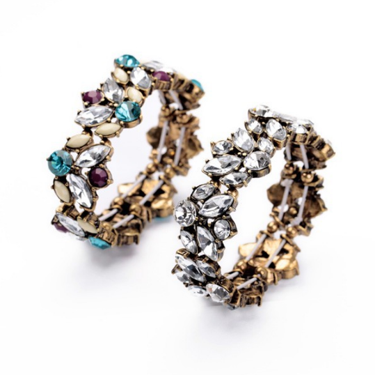 Soirée Crystal Bracelet - LAST CHANCE! - The Songbird Collection