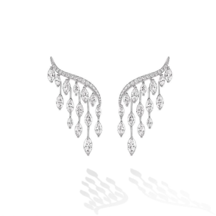 Grace Chandelier Earrings - Hurry! Selling Out!! - The Songbird Collection