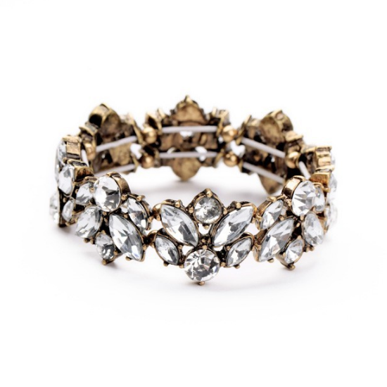 Soirée Crystal Bracelet - Yay! RESTOCKED!! - The Songbird Collection