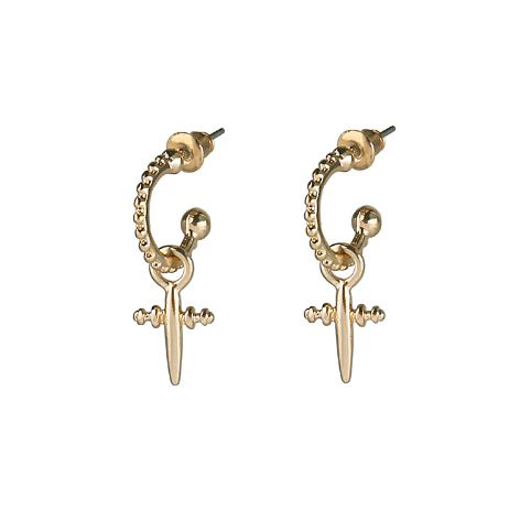 Daggers + Crosses Earrings - 5 Choices! - The Songbird Collection
