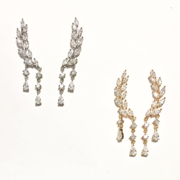 Claire de Lune Earrings